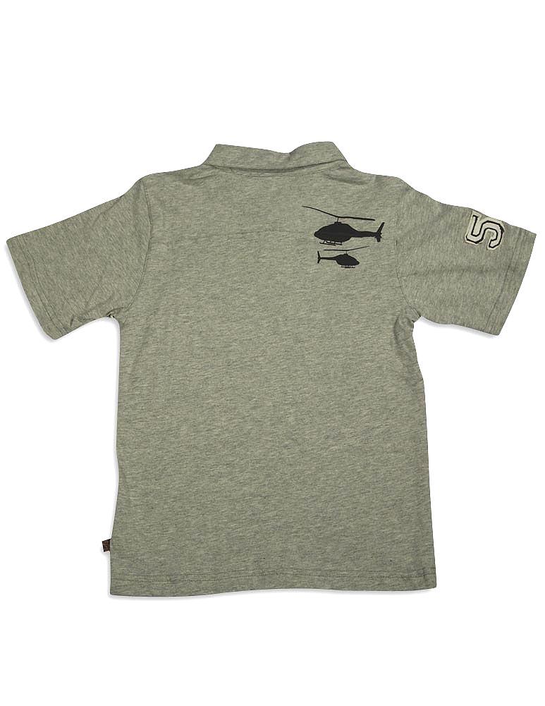 Alpha Industries Big Boys Short Sleeve Shirt