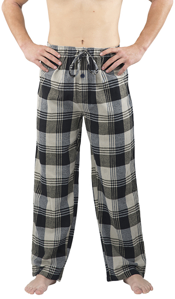 Cotton pajama pants are roomy, relaxed, and drape comfortably. Lounge bottoms for men and women have a full elastic waist and hidden button fly. These Cotton Knit Lounge Pants Are Perfect for Men /5(4).