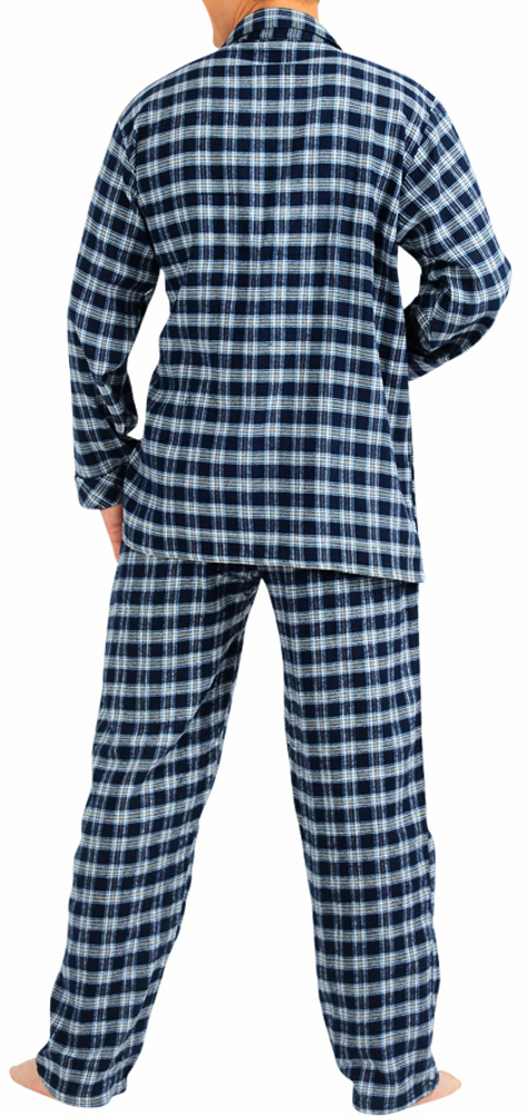 Confident Orvis Mens Lounge Pants Elastic Waist Drawstring Blue Size M Selling Well All Over The World Sleepwear & Robes